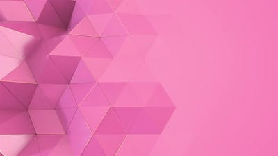 Pink Surface Motion 135