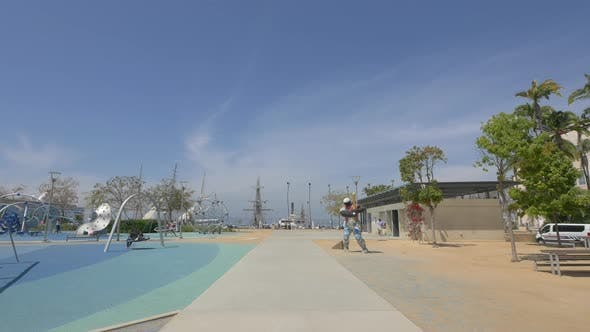Thumbnail for Waterfront Park Playground