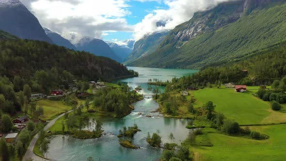 Thumbnail for Beautiful Nature Norway Natural Landscape