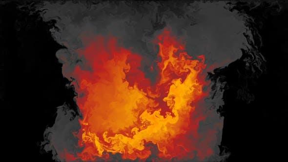 Thumbnail for Fire Turbulence 09