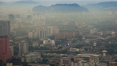 Skyline Kuala Lumpur City
