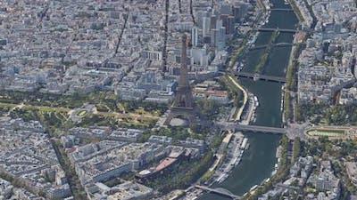 France Eiffel Tower Avenue Anatole France