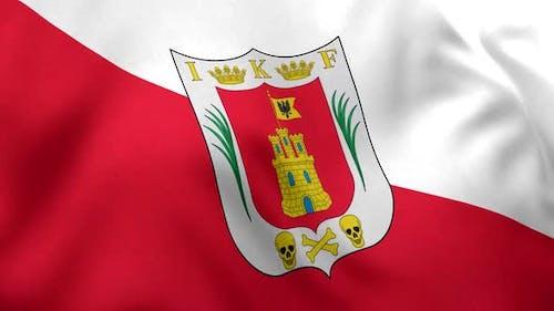 Tlaxcala Flag (Mexico)