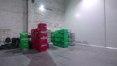 Lead or Tin Warehouse