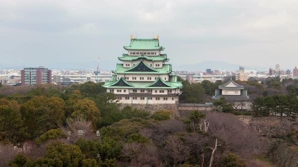 Thumbnail for Nagoya Castle World Historical Museum Timelapse