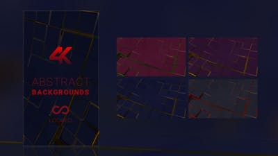 Dark Abstract Background Pack