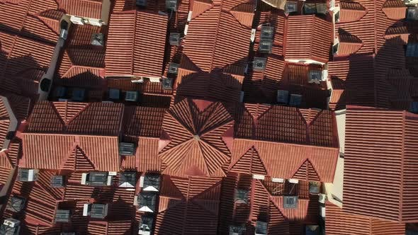 Thumbnail for Grand Bazaar Roofs Istanbul Top View