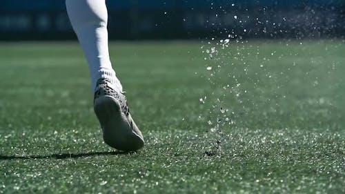 Shooting a Soccer Ball
