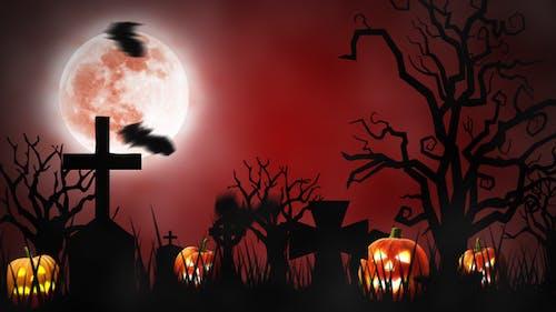 Хеллоуин BG 4k