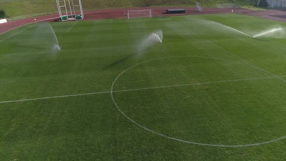 Thumbnail for Irrigation Football Field