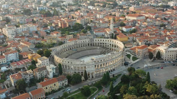 Thumbnail for City of Pula Aerial 2