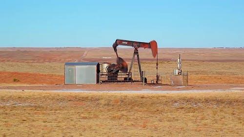 Oil Field in Nebraska.
