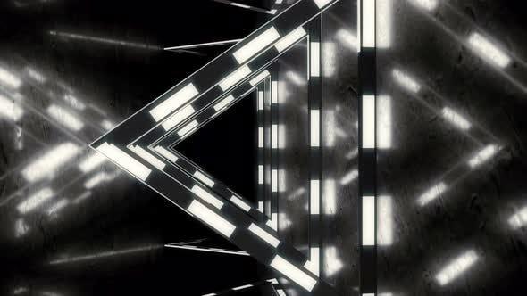 Dreieck Licht 05 4k