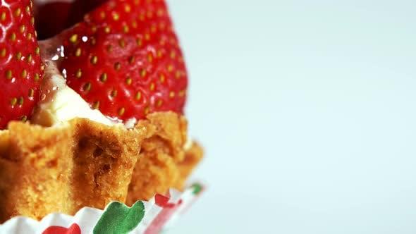 Deliciouse Strawberry Cake 15