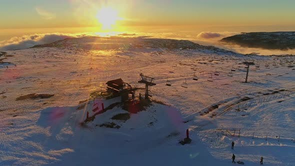 Thumbnail for Snow Mountains Ski in Portugal