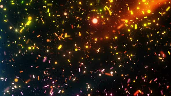 Thumbnail for Confetti Particles