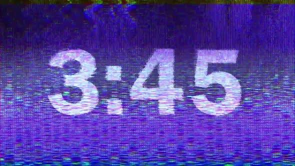 5-Minuten-Countdown