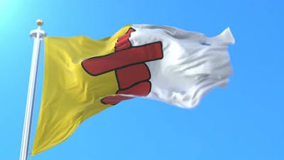 Nunavut Flag,Canada