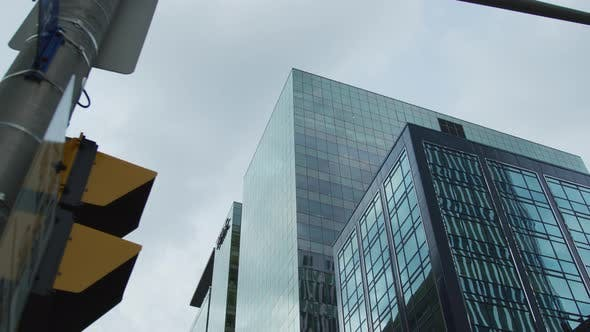 Thumbnail for Modern building in downtown Ottawa