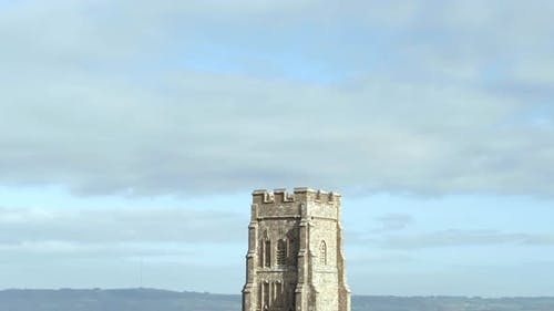 Glastonbury Tor Castle