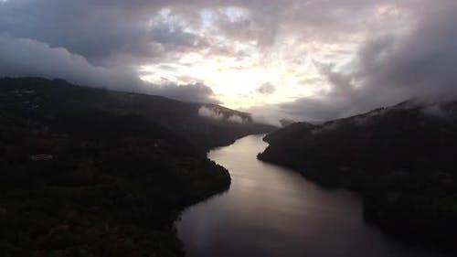 Amazing Natural River