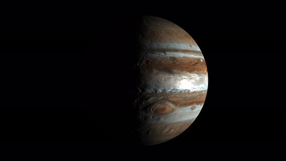 Thumbnail for Jupiter Planet Without Background 03