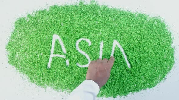 Thumbnail for Green Writing   Asia