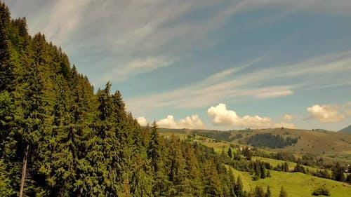 Scenic Picturesque Countryside Landscape
