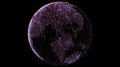 Earth Hologram