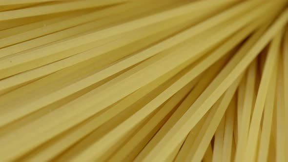Thumbnail for Raw Rye Spaghetti Texture Background. Close Up . Italian Spaghetti Raw Food Background Texture.