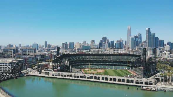 Thumbnail for San Francisco Aerial