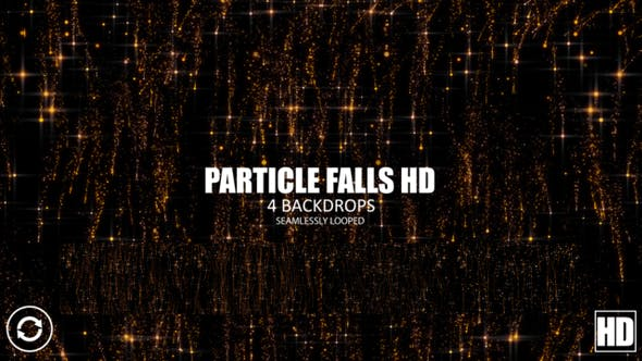 Thumbnail for Particle Falls