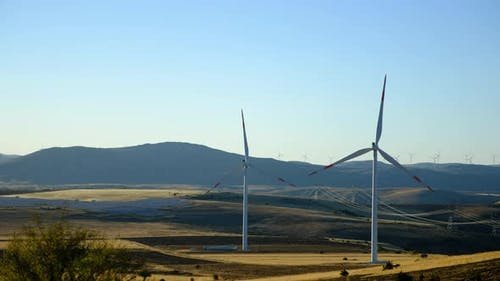 Wind Tribunes and Landscapes