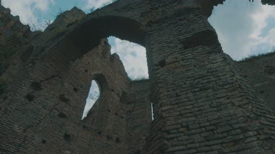 Citadel Old Ruins View