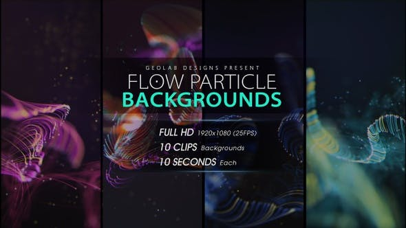 Thumbnail for Flow Particles Backgrounds