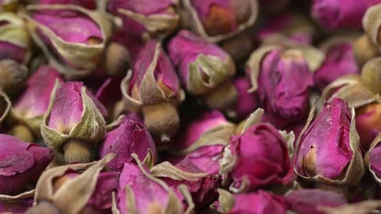 Thumbnail for Dried Rose Petals for Tea