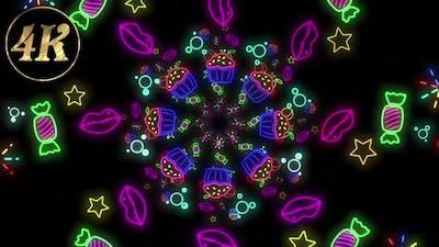 Sweet Doodle Neon