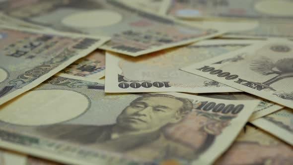 Banknote Money Yen