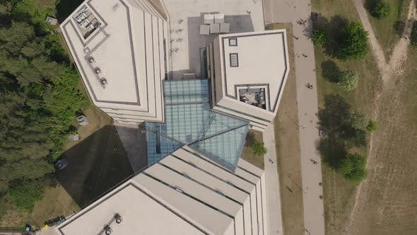 Thumbnail for Modern Architecture Building Rooftop