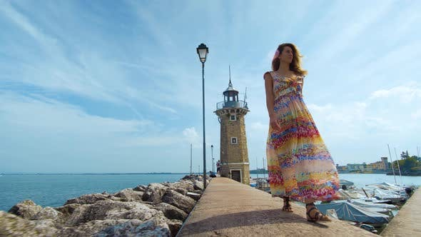 Thumbnail for Girl Goes To a Lighthouse