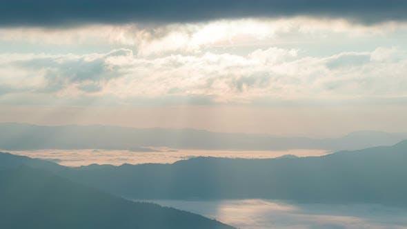 Thumbnail for Sonnenschein mit Berg