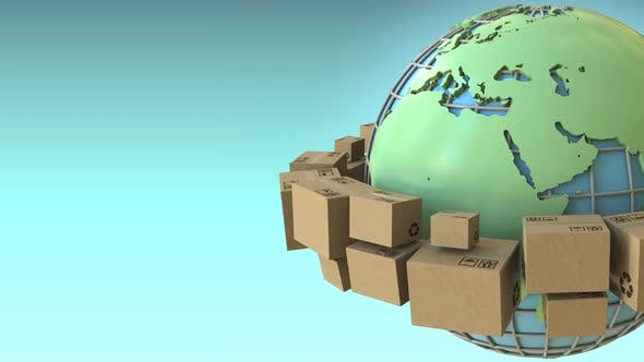 Thumbnail for Cartons Rotate Around the Planet