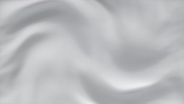 Loop Rotating Waves On Cloth
