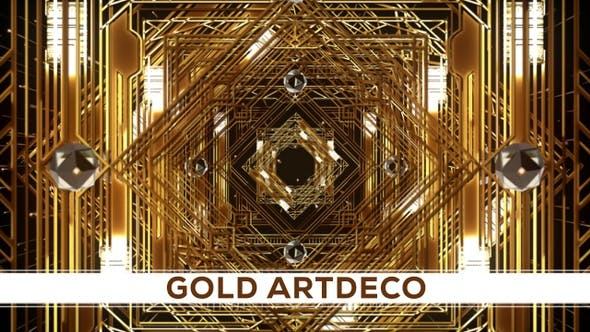 Thumbnail for Gold Artdeco