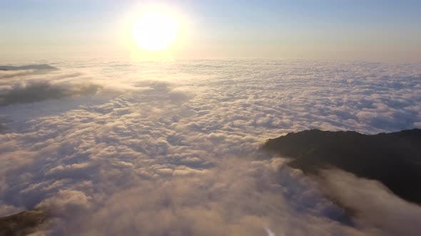 Mountain of Clouds