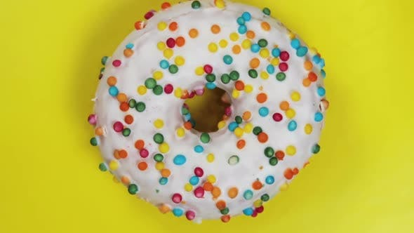 Thumbnail for Donut with Different Fillings and Icing