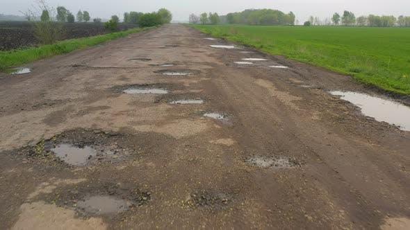 Thumbnail for Bad Rural Road