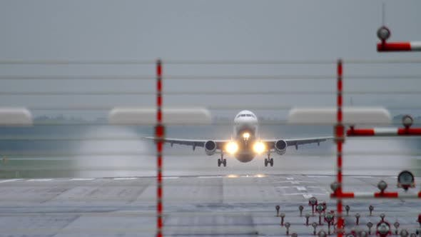 Thumbnail for Jet Airplane Departure