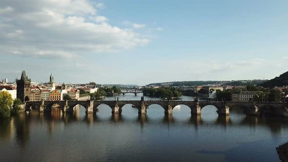 Charles Bridge in Prague 07