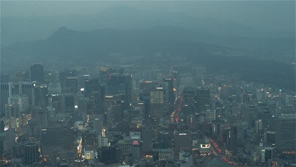 Thumbnail for The Downtown of Korea's Largest City
